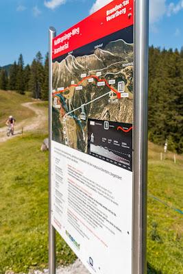 Kulinarische Genusswanderung – Bürserberg | Wandern Brandnertal | Wanderung Vorarlberg 13