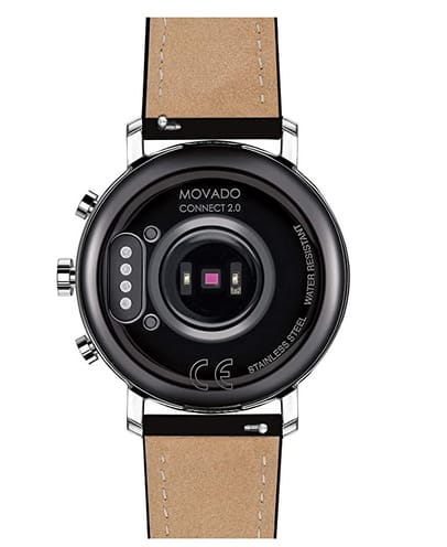 Review Movado 3660022 Connect 2.0 Unisex Smartwatch