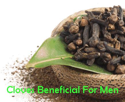 Cloves Beneficial For Men