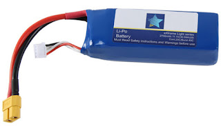 CX-20 Quadcopter Battery