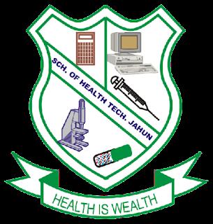 School of Health Tech Jahun Resumption Date 2019/2020