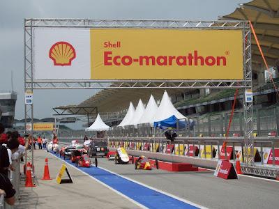 Unilag, Uniben, ABU Students for Shell Eco-Marathon