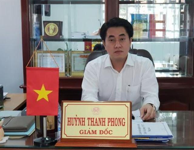 Nguyên Bí thư Hậu Giang Huỳnh Minh Chắc nhận 5 tỷ của Út 'trọc' để xây phủ đường?