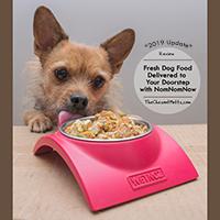 NomNomNow dog food review