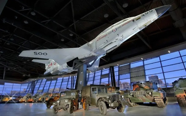 The educational Canadian War Museum