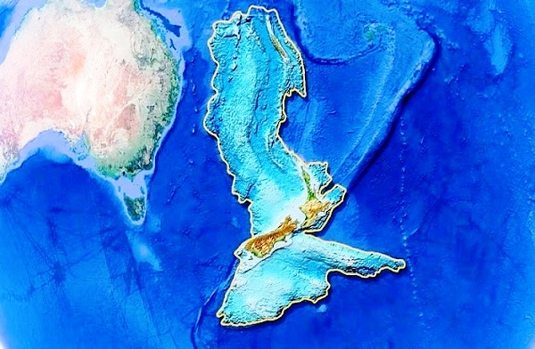 Zealandia - Earth's Mysterious Lost Continent