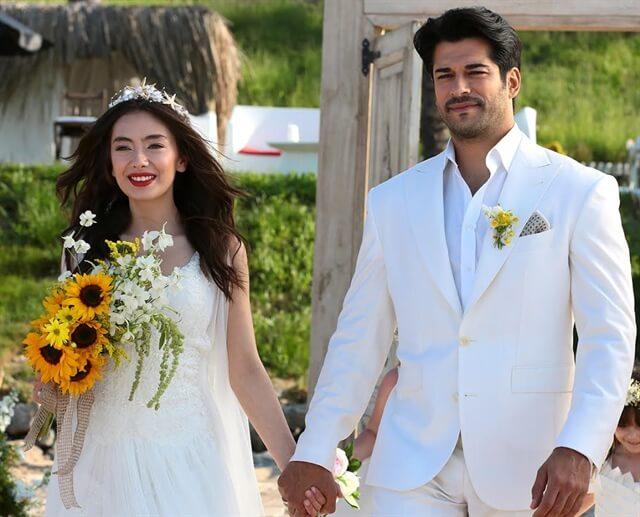 Kemal si Nihan la nunta