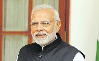 PM Narendra Modi Writes A  Condolence Letter  To Chinese President Xi Jinping On Coronavirus Victims