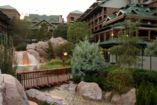 Mission food walt disney world wilderness lodge and for Villas wilderness lodge