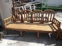 Cara Membuat Kursi atau Sofa Kayu Sederhana