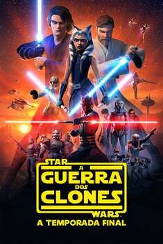 Star Wars: The Clone Wars 7ª Temporada Torrent – WEB-DL 720p/1080p Dual Áudio