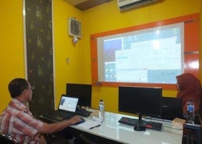 Pelatihan ER Mapper untuk keperluan analisis GIS tingkat lanjut