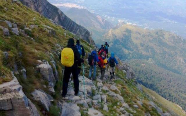 Σε εξέλιξη επιχείρηση της 5η ΕΜΑΚ στα Ζαγόρια, για τον εντοπισμό ζευγαριου Ρουμάνων ορειβατών