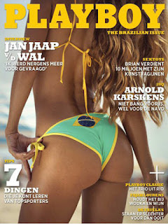 Revista Playboy Holanda-Agosto 2016 PDF Digital