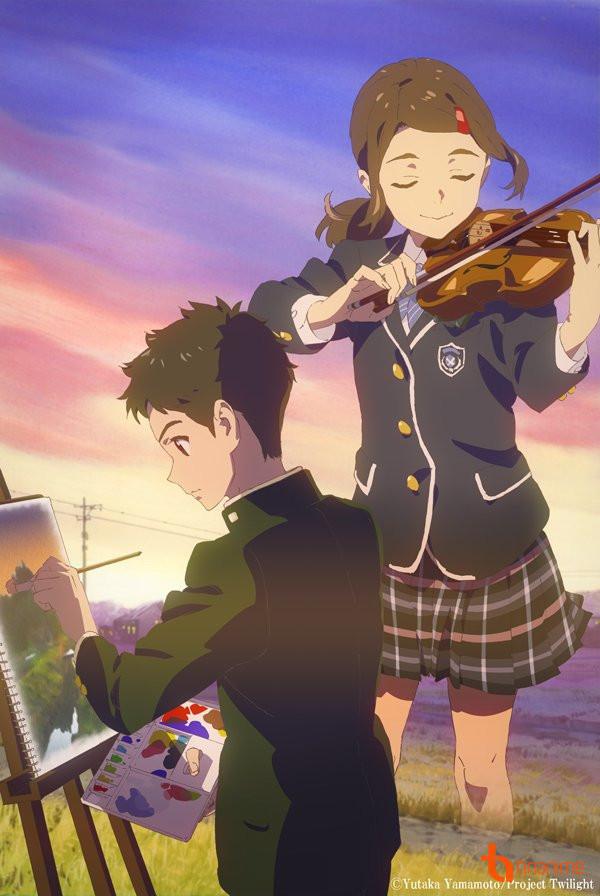 Ánh chạng Vạng Cuối Cùng -Hakubo -Twilight