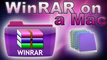 WinRAR for Mac OS X