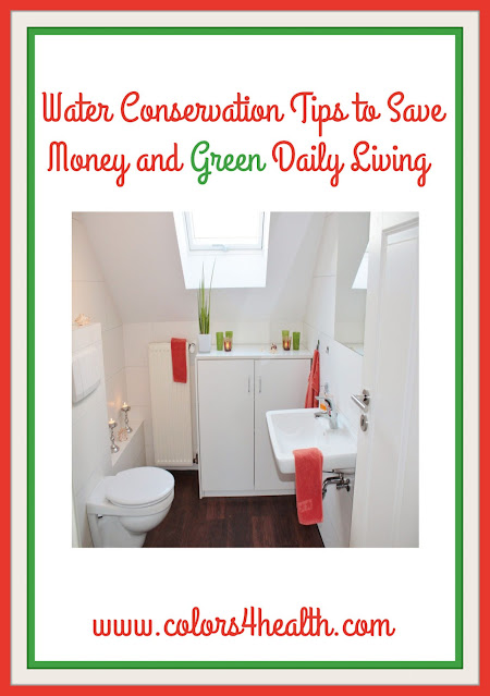 Simple, Low-cost Water Saving Tips