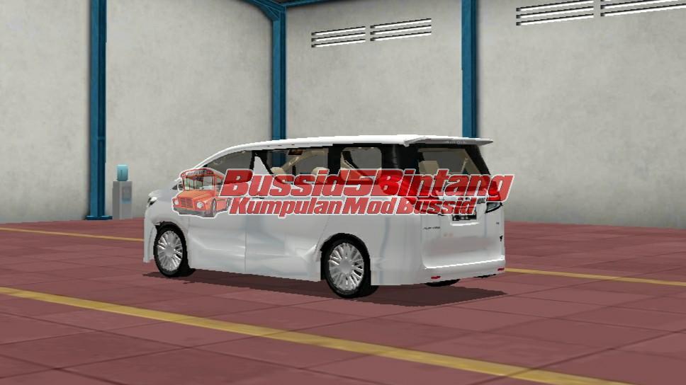 Mod Bussid Mobil Toyota Alphard Bussid Lima Bintang
