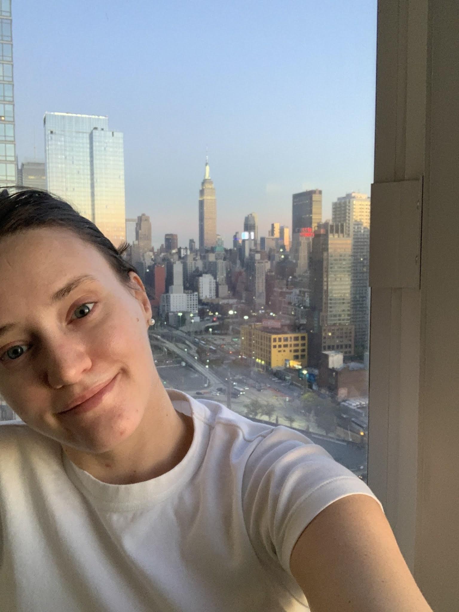 Seven Year Anniversary Living in New York City