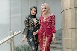 Model Baju Kebaya Terbaru 2019 Modern