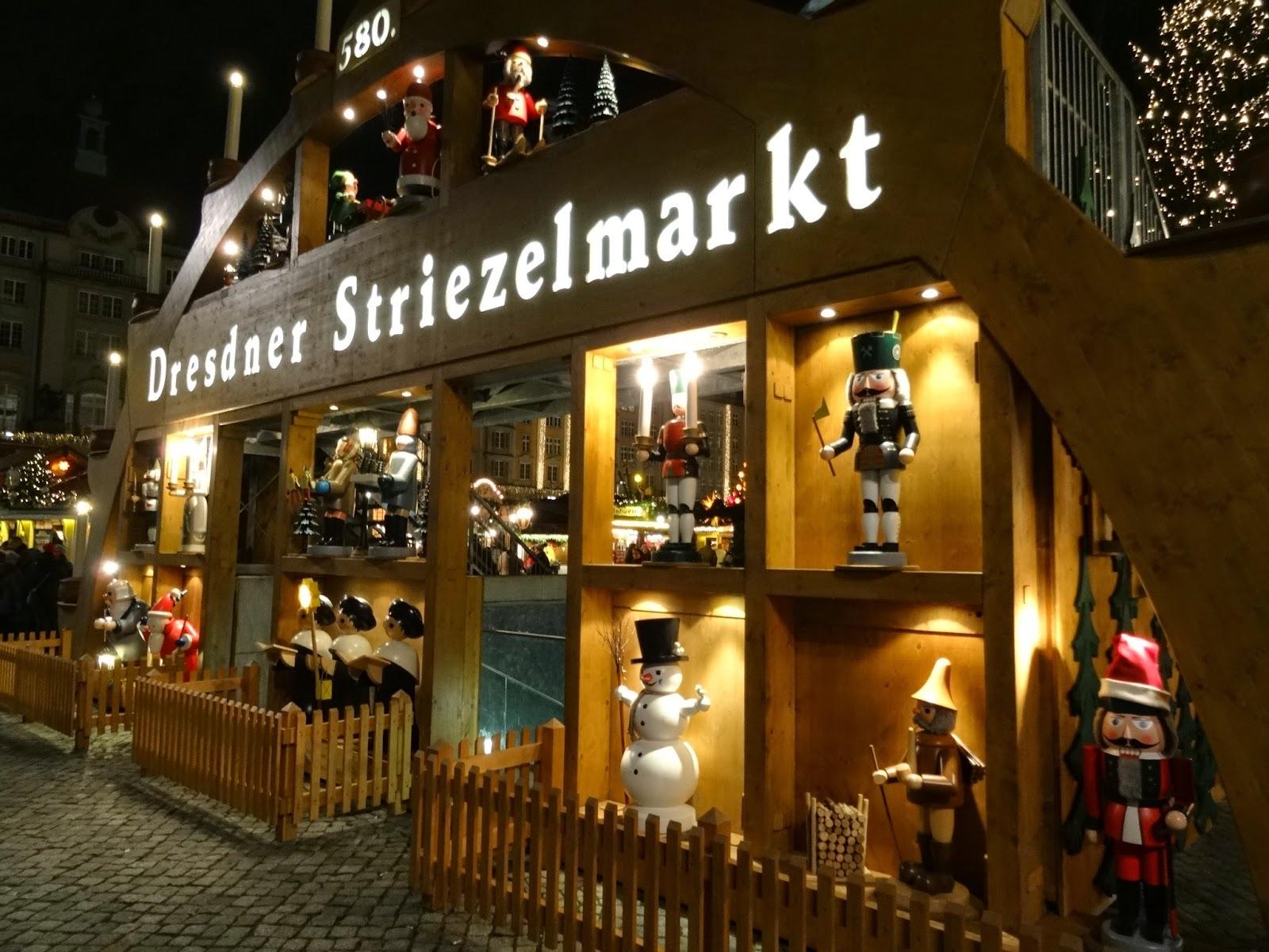 Dresden Nutcracker Christmas Market