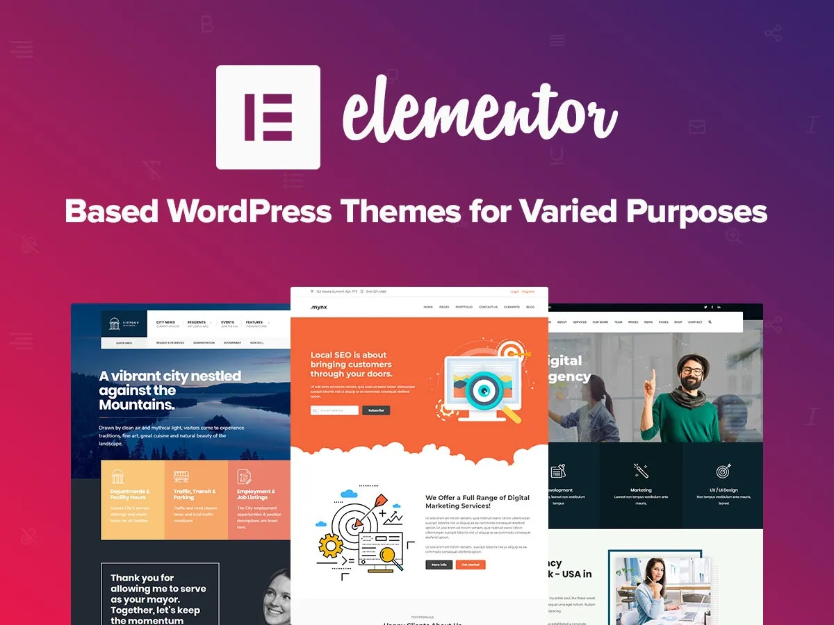 Elementor Pro plugins