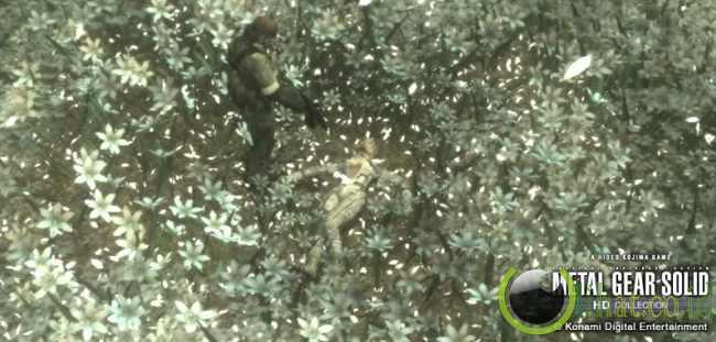 Metal Gear Solid 3: Snake Eater (Kematian Big Boss)