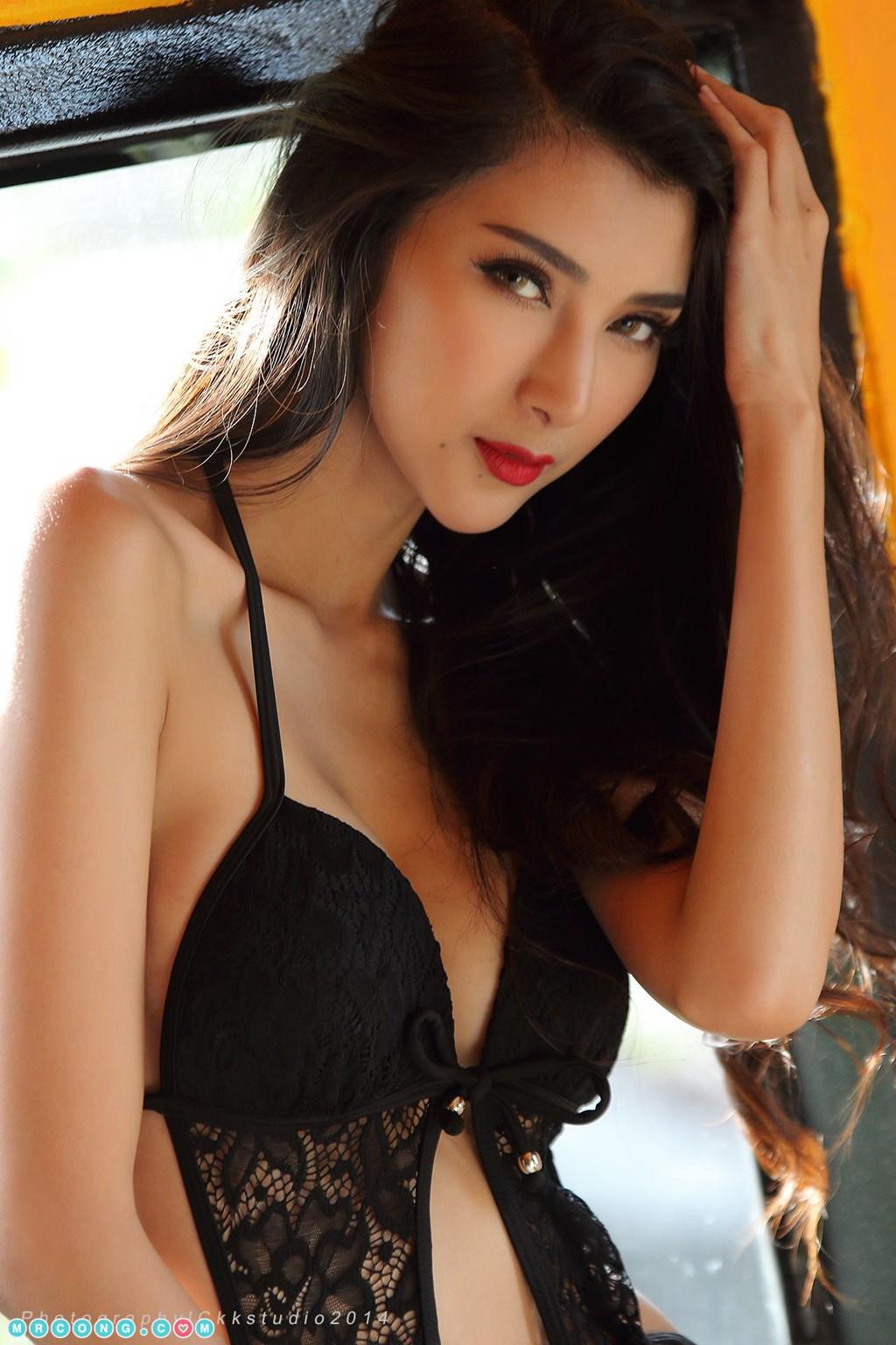 Image Thai-Model-No.345-Takky-Chonticha-Sujitalom-MrCong.com-008 in post Thai Model No.345: Người mẫu Takky Chonticha Sujitalom (27 ảnh)