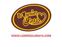 Lowongan Kerja Sragen, Klaten, Solo, Karanganyar dan Jogja di PT Berkah Ridho Cinta Indonesia (Brownies Cinta)