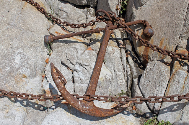 Anchor and Chains