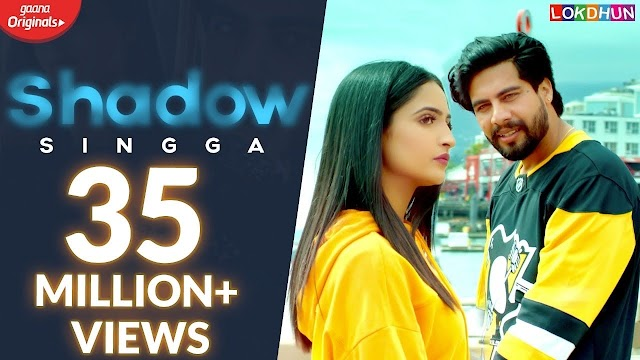 Shadow Song Lyrics | Singga | Sukh Sanghera | Mix Singh | Lyrics Hotel