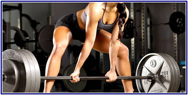 rutina de ejercicios para adelgazar y tonificar en el gimnasio