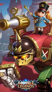 Jawhead The Nutcracker Heroes Fighter of Skins