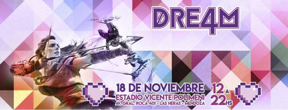 Dre4m Gamer Fest Mendoza 2017