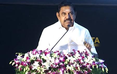 Defence Industry Development Meet – TN CM Palaniswami Speech