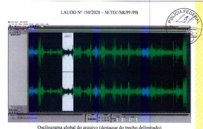 VEJA DOCUMENTOS – Inquéritos da Operação Calvário no STJ já possuem laudo de 48 páginas de perito criminal federal confirmando autenticidade de gravações