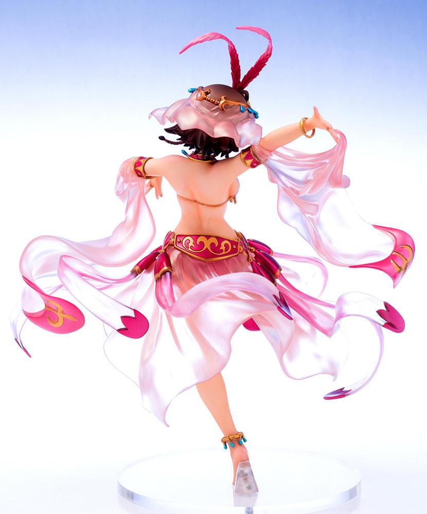 Tańcząca Amy z Suisei no Gargantia - figurka od tyłu