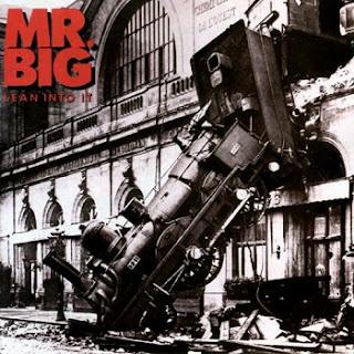 Mr. Big - Green-Tinted Sixties Mind