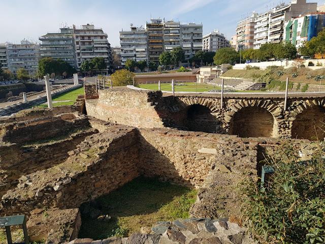 הפורום הרומאי בסלוניקי