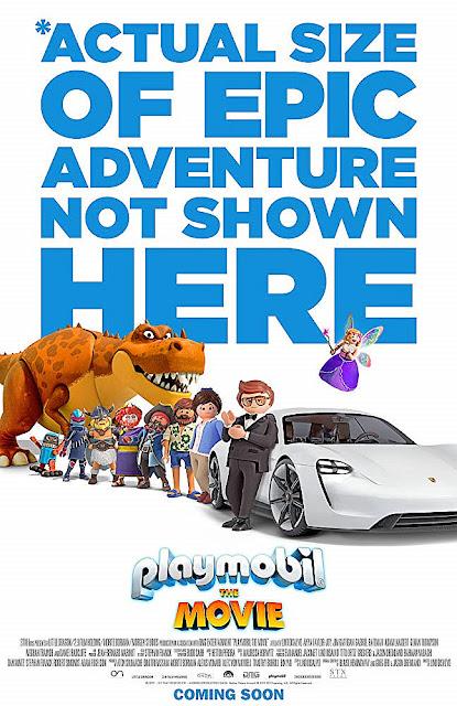 Sinopsis Film Animasi Playmobil: The Movie (2019)