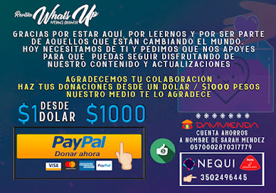 revista whats up