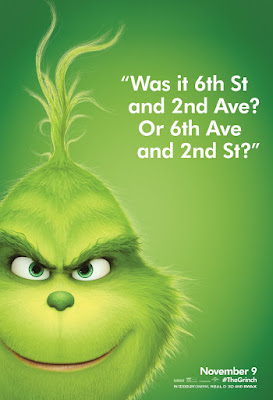 The Grinch 2018 Poster 26