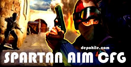 Counter Strike 1.6 Spartan Aim CFG Kazandıran Ayarlar 2020