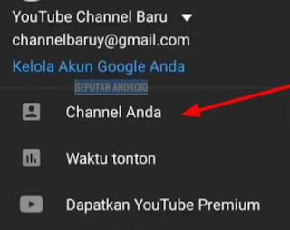 Cara Membuat Channel Youtube dan Dapat Uang di Android 2020 Dijamin Sukses!