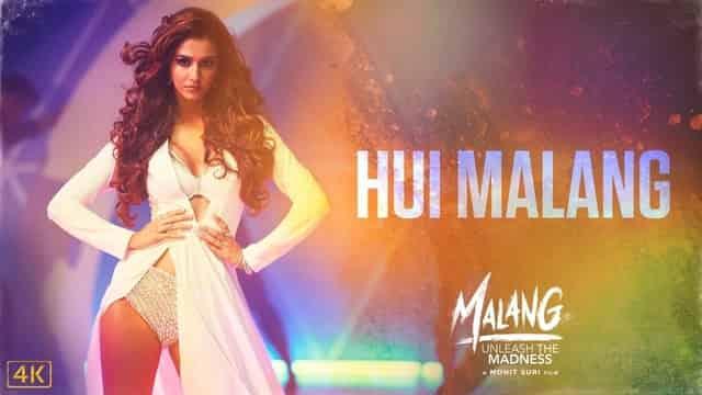 हुई मलंग Hui Malang Lyrics In Hindi - Asees Kaur