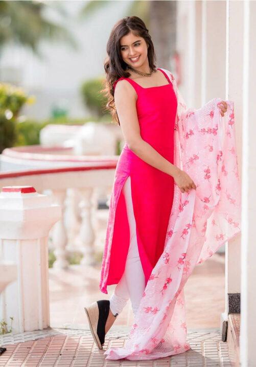 Amritha Aiyer Latest Stills