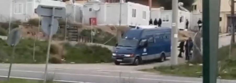 Αποτέλεσμα εικόνας για ΕΚΤΑΚΤΟ: Εκτεταμένη αστυνομική επιχείρηση στο hot spot της Θήβας