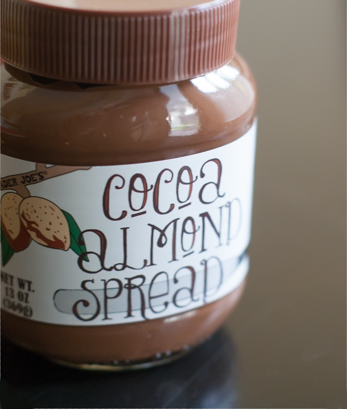 Trader Joe's Cocoa Almond Spread review