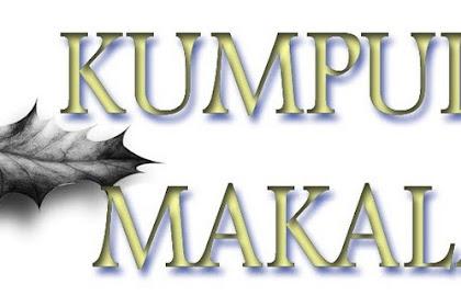 Download Contoh Makalah Pendidikan Bahasa Indonesia