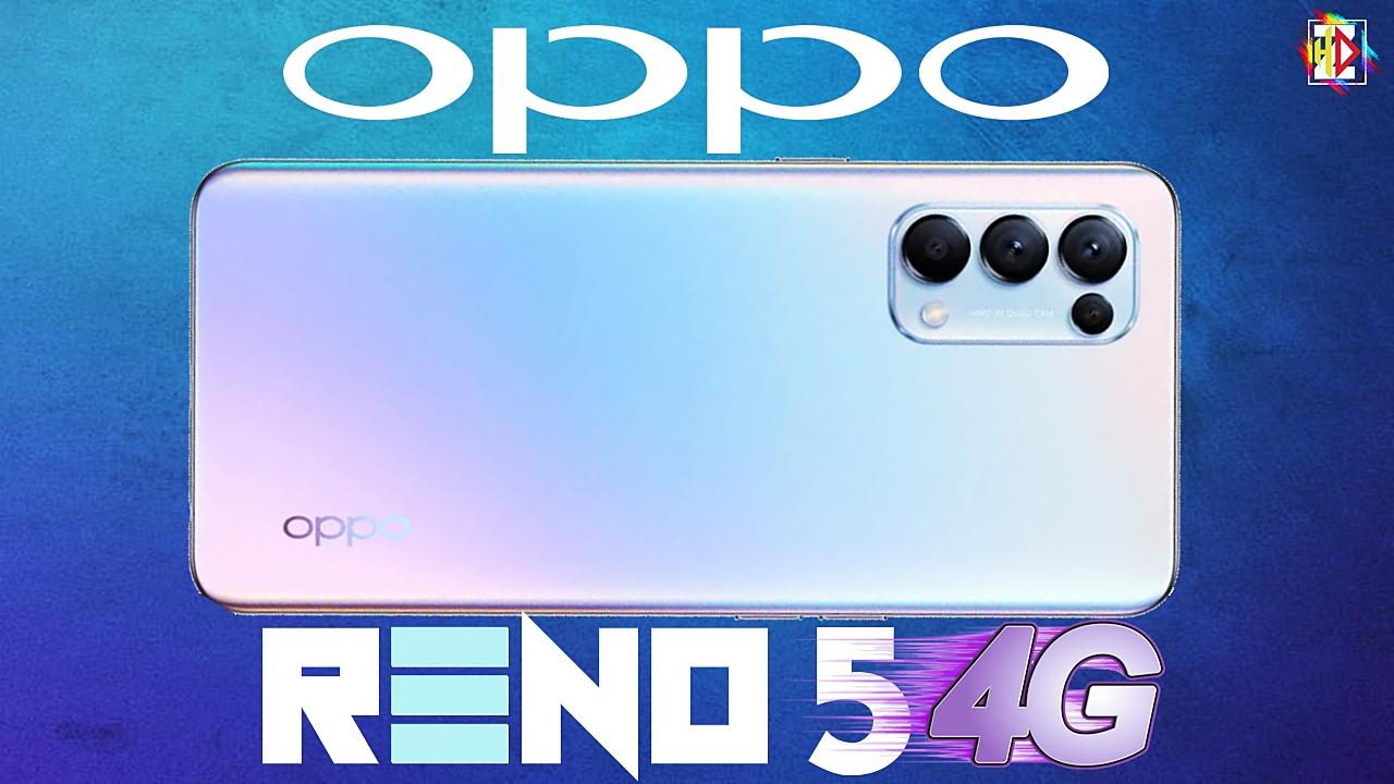 سعر ومواصفات  Oppo Reno 5 في الجزائر